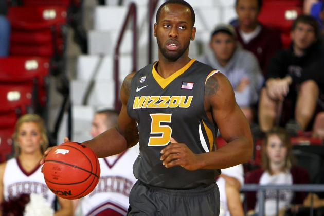 Missouri Men's Basketball Team Wins First SEC Road Game