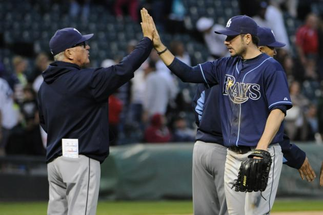 Maddon's Magic Will Be a Key for the Chance-Taking Rays Again