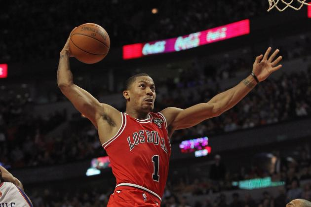Derrick Rose Smart to Cut No Corners in His Return from ACL Injury
