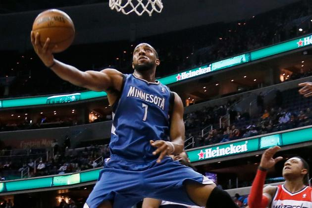 Wolves Play Great Late, but Fall Again