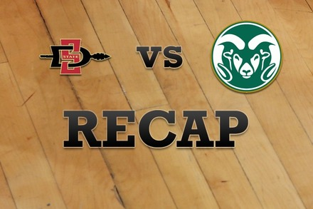 San Diego State vs. Colorado State: Recap, Stats, and Box Score
