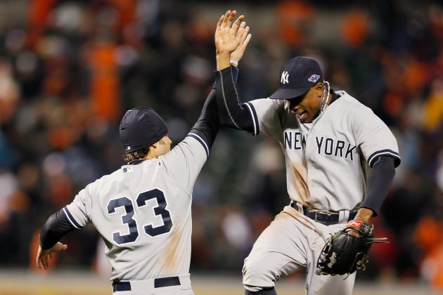 Why New York Yankees Should Sell High on Curtis Granderson Now