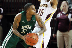 Ohio Bobcats Overcome Sloppy Start, Blast Chippewas