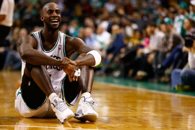 Boston Celtics Rumors: Danny Ainge Should Command High Price for Kevin Garnett