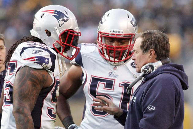 New England Patriots 2012 Position-by-Position Wrap-Up: Linebackers