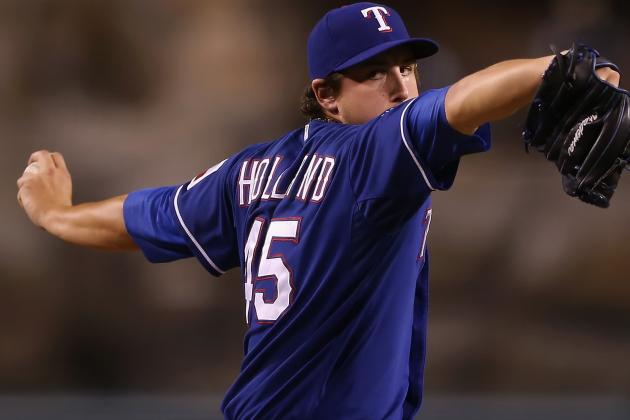 Rangers' Holland Decides to Cut the Comedy