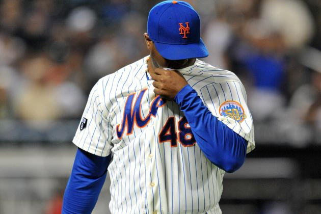 Mets' Frank Francisco Unable to Rehab Properly Due to Personal Issues
