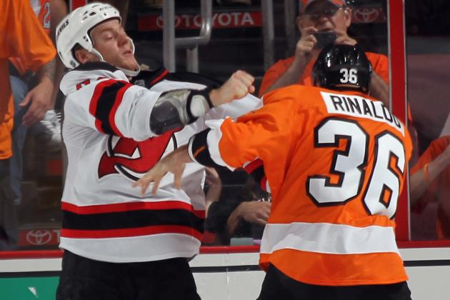 Flyers vs. Devils: Start Time, Live Stream, TV Info, Preview and More