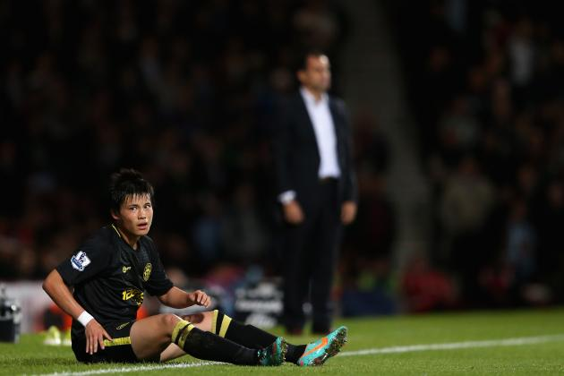 Miyaichi Sets Sights on Comeback