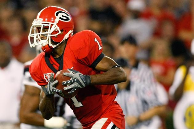 2013 NFL Draft: Interview with Georgia Prospect Branden Smith