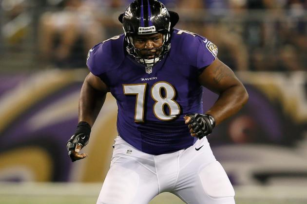 Bryant McKinnie Wants to Stay with Baltimore Ravens
