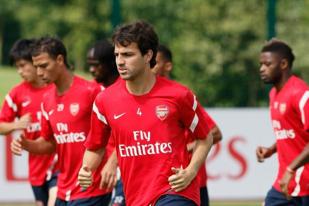 Cesc Fabregas: I Never Want to Return to Arsenal