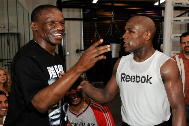 Floyd Mayweather Jr. Tabs His Father to Train Him