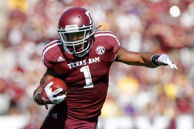 Texas A&M Football: What to Expect from a New-Look Aggies Team in 2013