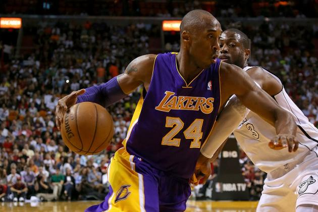 Kobe Bryant's Worldwide Popularity on Display After Joining Chinese Social Media