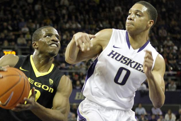Huskies Slide Continues with Loss to Ducks