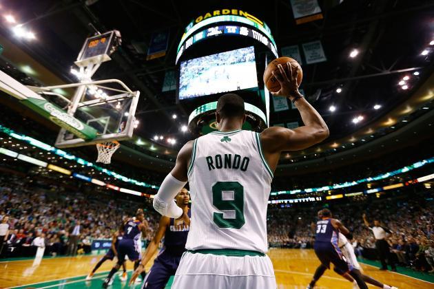 How Are the Boston Celtics Surviving Without Rajon Rondo?