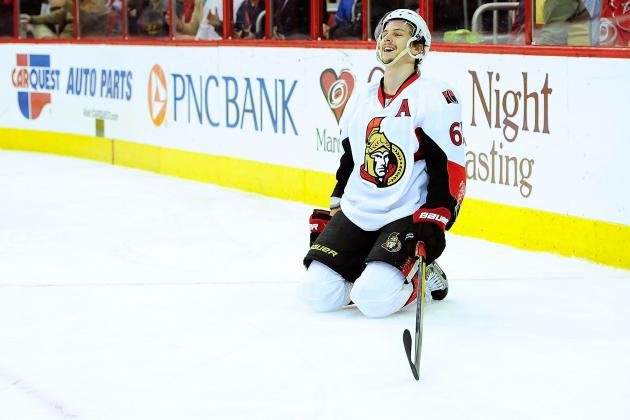 Senators' Erik Karlsson Out Indefinitely with Achilles Injury