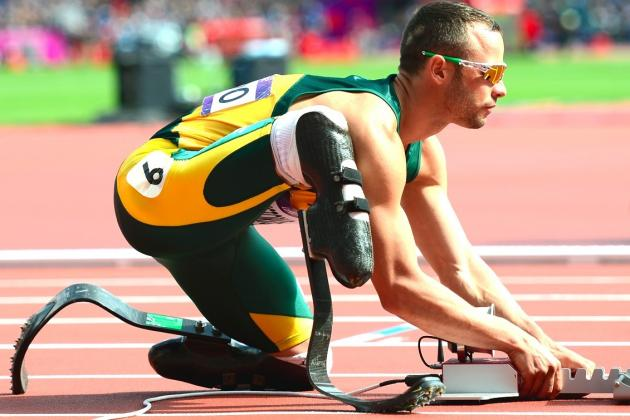 Oscar Pistorius Reportedly Kills Girlfriend After Mistaking Her for Intruder