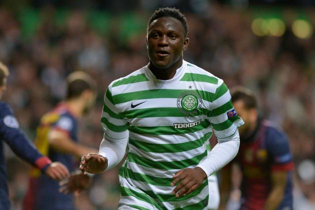 Scouting Celtic's Victor Wanyama: Rumored Manchester City and United Target