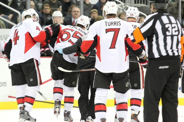 Karlsson Injury Hurts More Than Just Sens