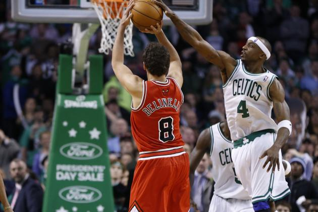 Terry Makes Good on Second Chance vs. Bulls' Belinelli