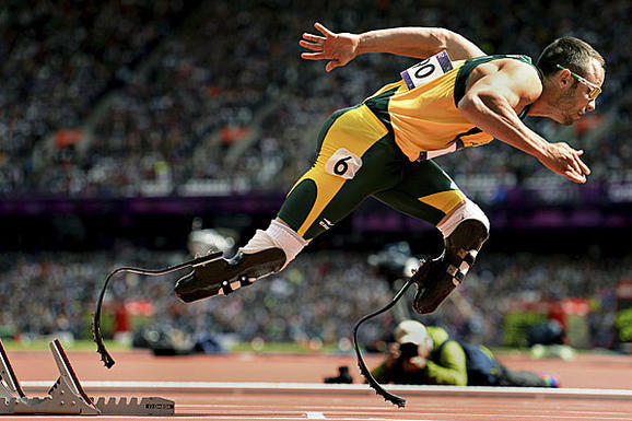 'Blade Runner' Oscar Pistorius Charged with Murder in Death of Girlfriend