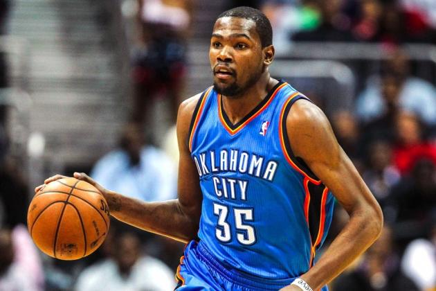 Kevin Durant Responds to LeBron James' Historic Shooting Stretch