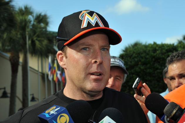Marlins prospect on Mike Redmond: 'Who?'
