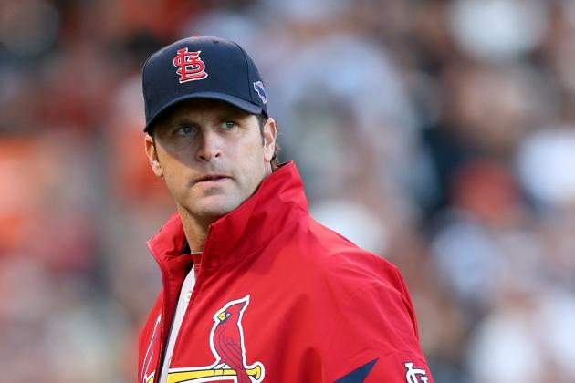 Cards Extend Mozeliak, Pick Up Matheny Option