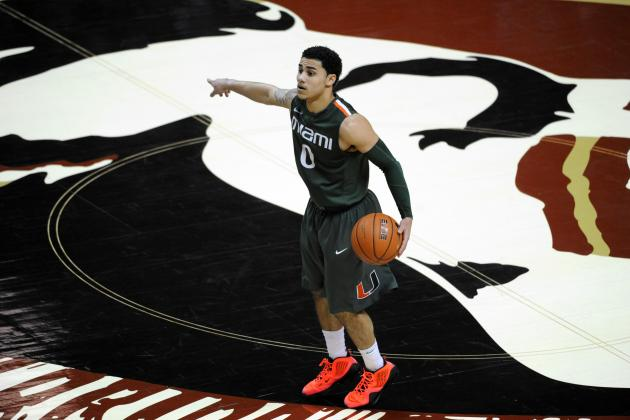 Miami's Shane Larkin Is the Real Deal; ACC Basketball Purists Better Take Note