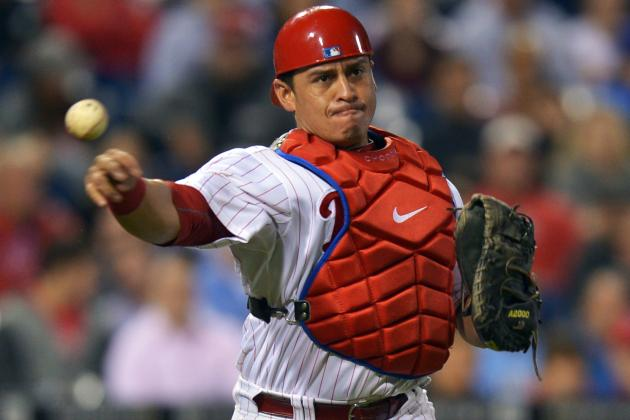 Carlos Ruiz Apologizes for His Adderall Use
