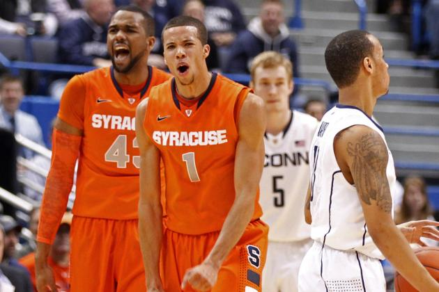 Should Syracuse Be Concerned After Loss to UConn?