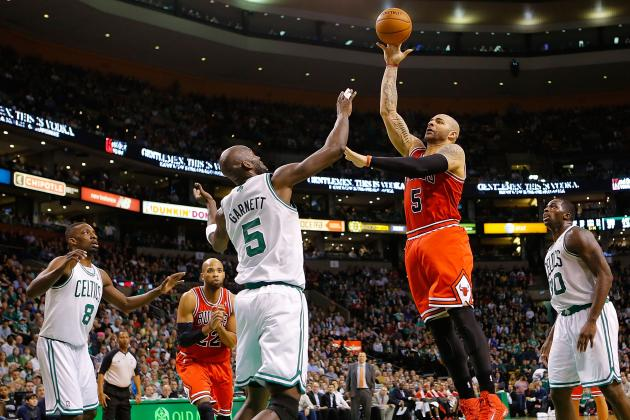 Chicago Bulls: Poor Shooting and Turnovers Prove Costly in 71-69 Loss to Celtics