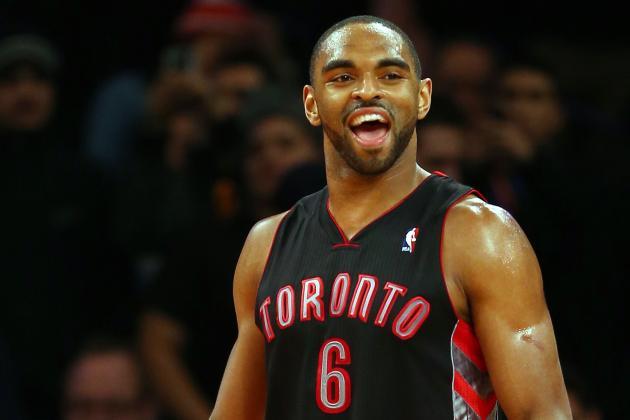 Anderson Dishes on Raptors Teammates
