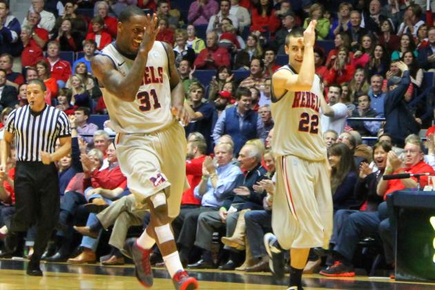Ole Miss Basketball: Why Despite Losing 4 of Last 5, the Rebels Are Fine