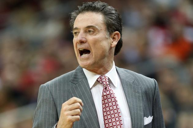 Pitino Plans to Win Next Seven Games, Starting with St. John's