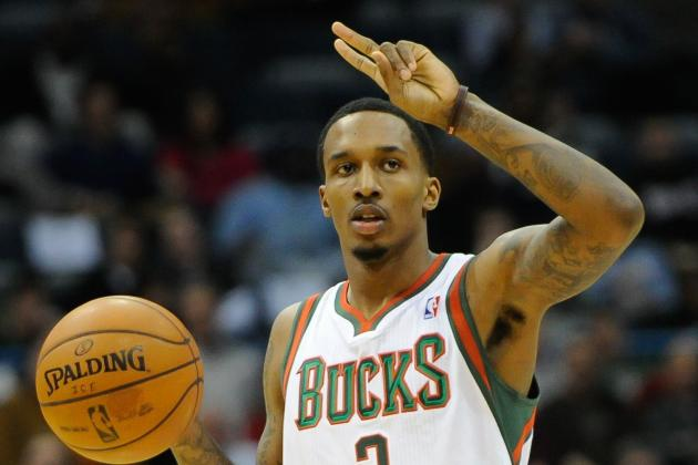 Brandon Jennings Says He's Not Looking for Way out