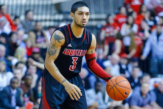 A Glance at Louisville vs. St. Johns
