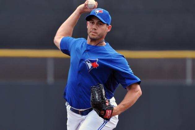 Blue Jays: Dustin McGowan Suffers Shoulder Setback