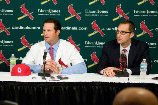 Mozeliak, Matheny Extensions Smart Move by St. Louis Cardinals