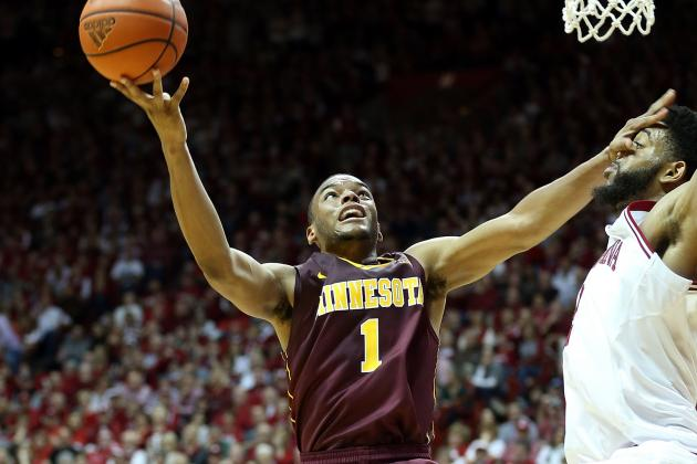Expecting More from On-and-Off Andre Hollins