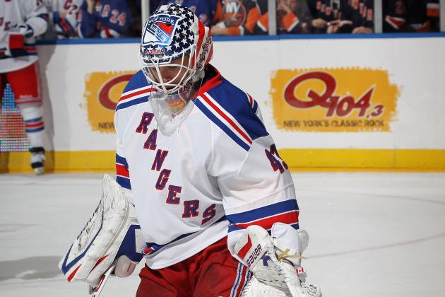 Biron, Boyle in Tonight vs. Islanders