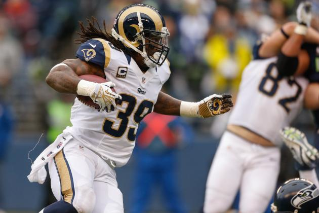 Can Steven Jackson Still Bulldoze the Competition?