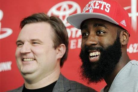 Houston Rockets GM: Another Big Trade Unlikely