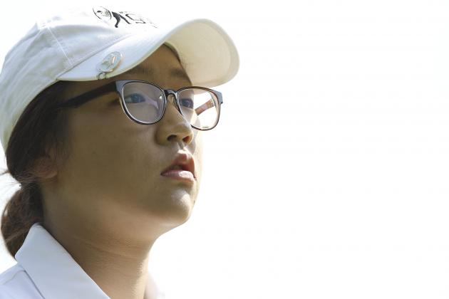 Lydia Ko Leads ISPS Handa Australian Women's Open at Royal Canberra