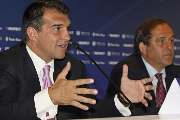 Barcelona to Pursue Ex-President Joan Laporta for €23m