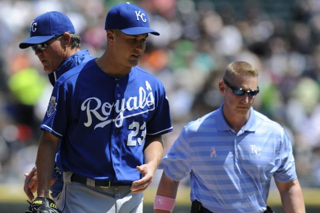 Danny Duffy Takes the Mound, but Royals Should Be Cautious with His Return