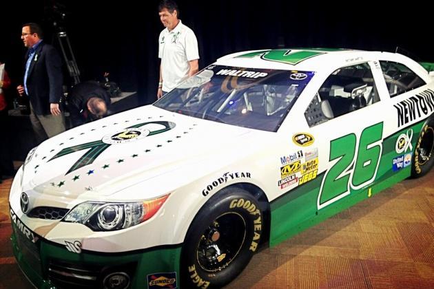 Waltrip to Drive to Sandy Hook Victims at Daytona