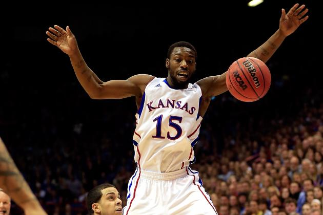 Elijah Johnson Reclaiming Role as Jayhawks' Driving Force